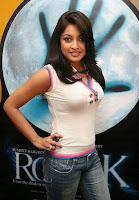 Tanushree, dutta, in, tight, fit, shirt, breast, cleavage