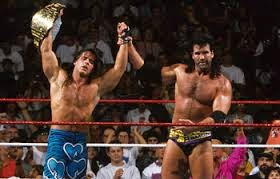 Shawn Michaels Razor Ramon Intercontinental Championship WrestleMania 10 WWE WWF