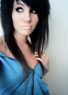Hot emo girls pictures - hair style
