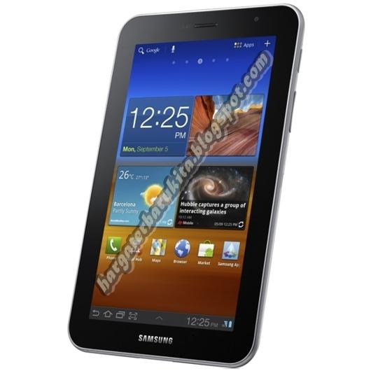 Harga Terbaru Tablet Samsung Galaxy Tab 7.0 Januari 2013