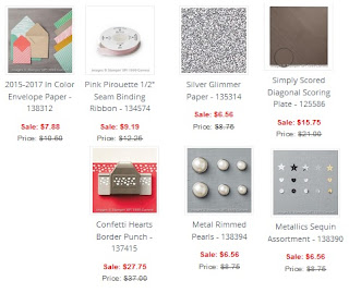 Weekly Deals zena kennedy independent stampin up demonstrator
