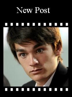Alain-Fabien Delon, un actor francés.