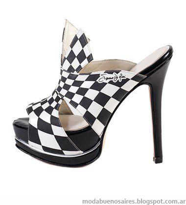 Moda 2016 zapatos de mujer Saverio Di Ricci.