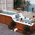 The Luxema 8000 Swim Spa Hot Tub