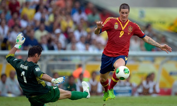 Copa Confederaciones 2013 - Spain vs Tahiti