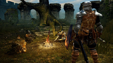 #9 Dark Souls Wallpaper