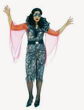 Disfraz original de mujer araña