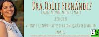 ODILE FERNÁNDEZ EN BADAJOZ (13 DE OCTUBRE 2017)