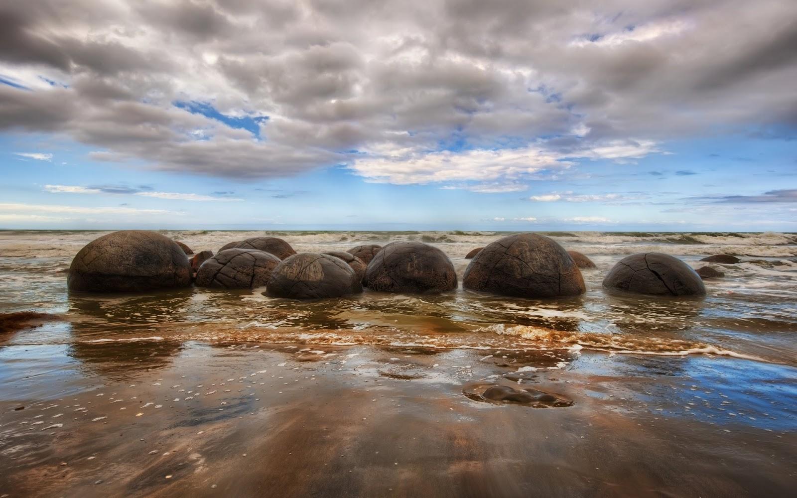 Big Sea Balls
