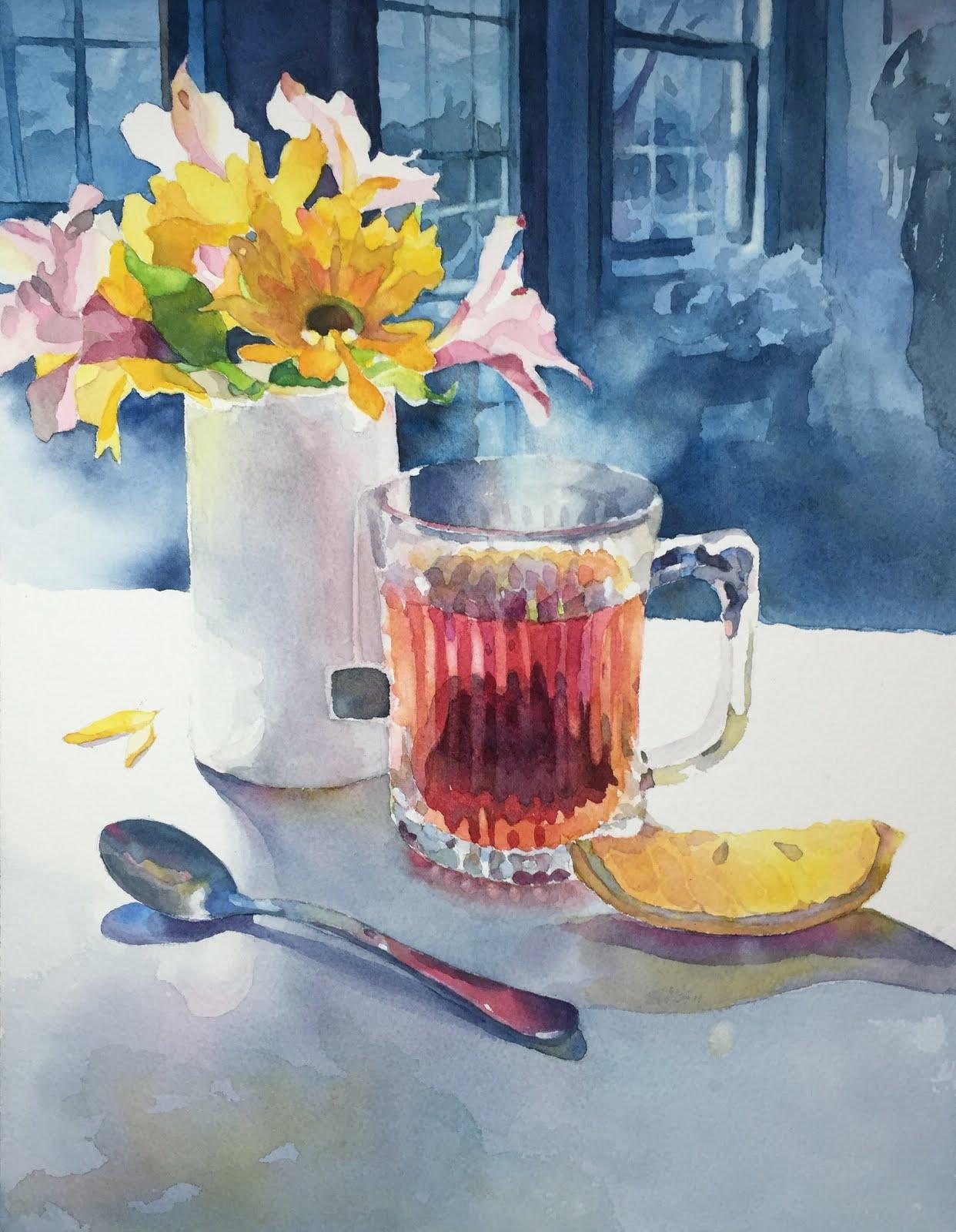 """Febrewary Tea"""