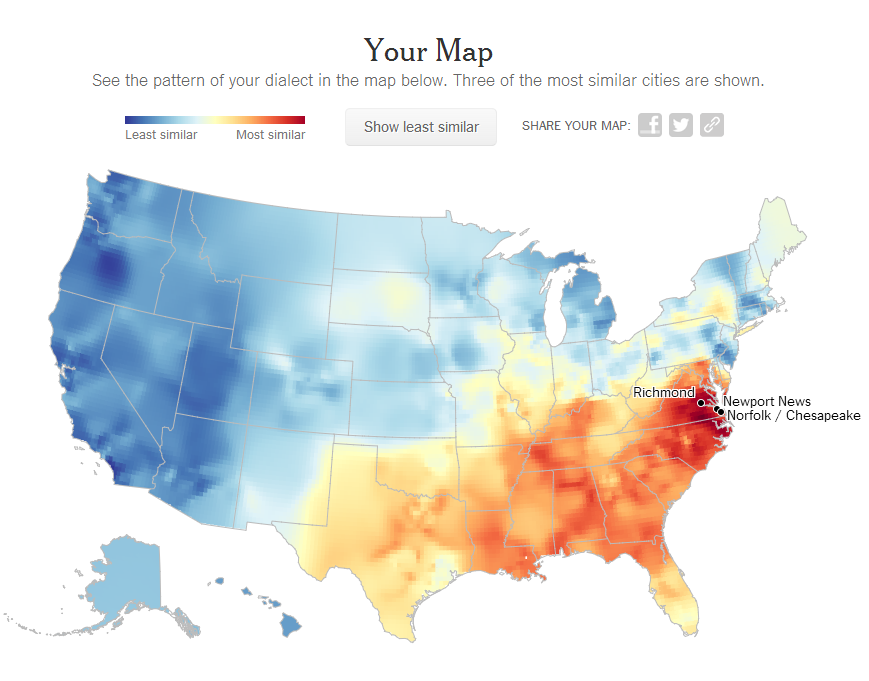 bensozia: The Dialect Map on