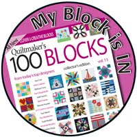 Quiltmaker's 100 Blocks, Vol. 13