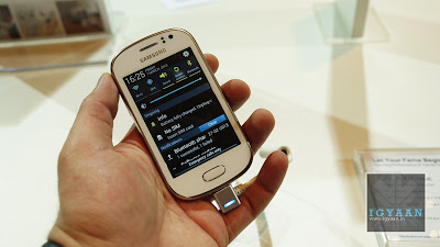 Samsung Galaxy Frame Hands-On via iGyaan