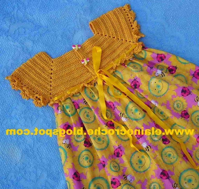 вязание и шитье комбинирование