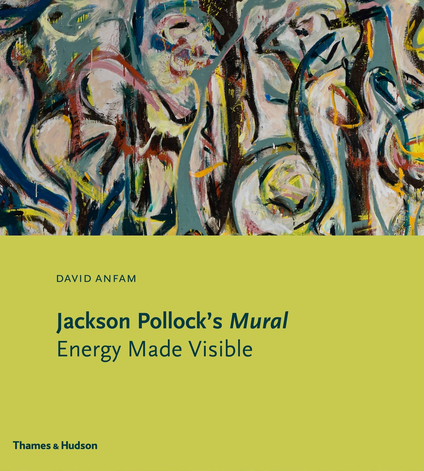 The Arts by Karena: Jackson Pollock's Mural: Energy Made ...