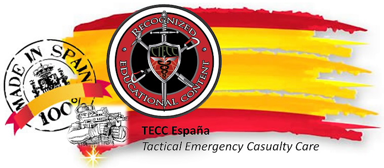 Curso TECC Tactical Emergency Casualty Care