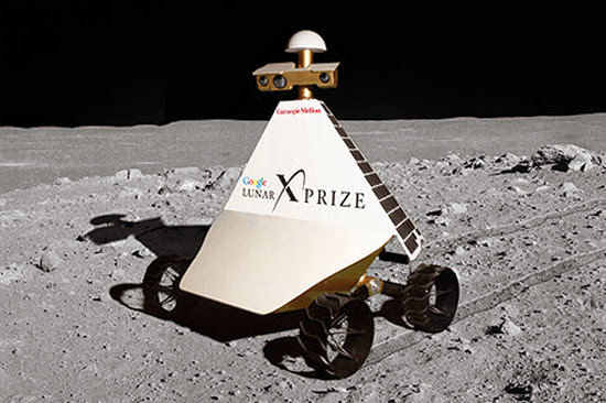 Five Candidates For the Google Lunar X Prize