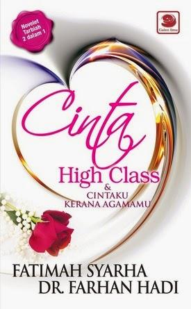 Cinta High Class & Cintaku Kerana Agamamu RM24