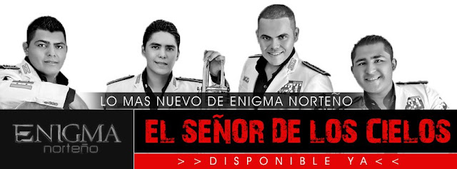 Enigma Norteño - El Sr. De Los Cielos (Amado Carrillo Fuentes) 2013