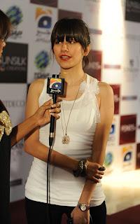Raana Khan PFDC Sunsilk Fashion Week 2011   Red Carpet DAY 1 & 2