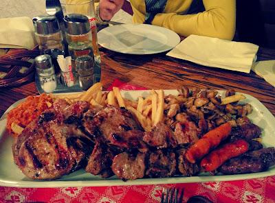 grigliata di carne croata