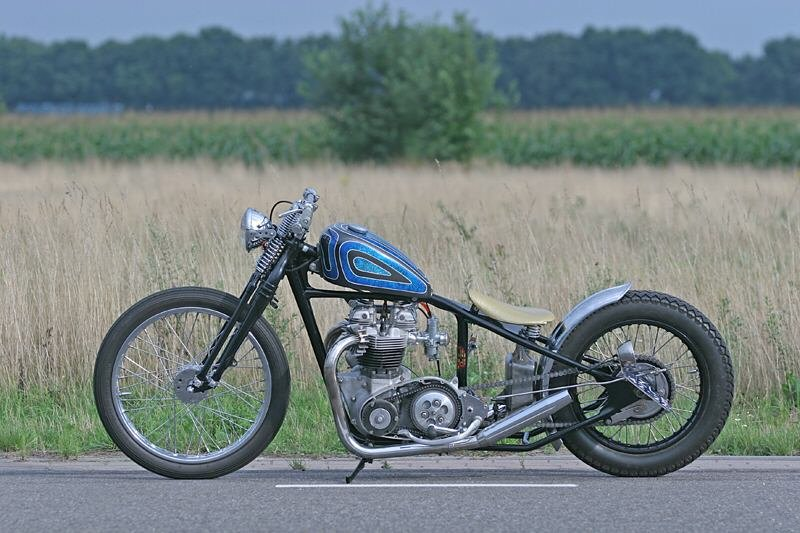 What S A Great Bike To Turn Into A Bobber Page 3