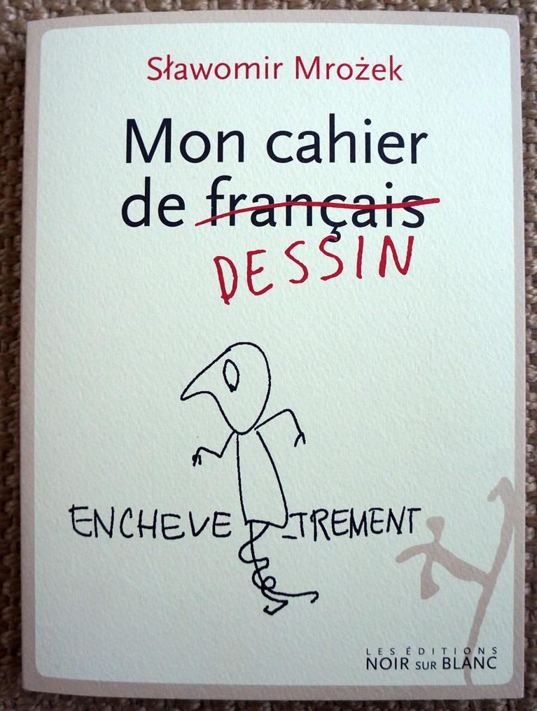 Souvent Larousse, Liaudet, lithographie: Son cahier de (français) dessin NA42