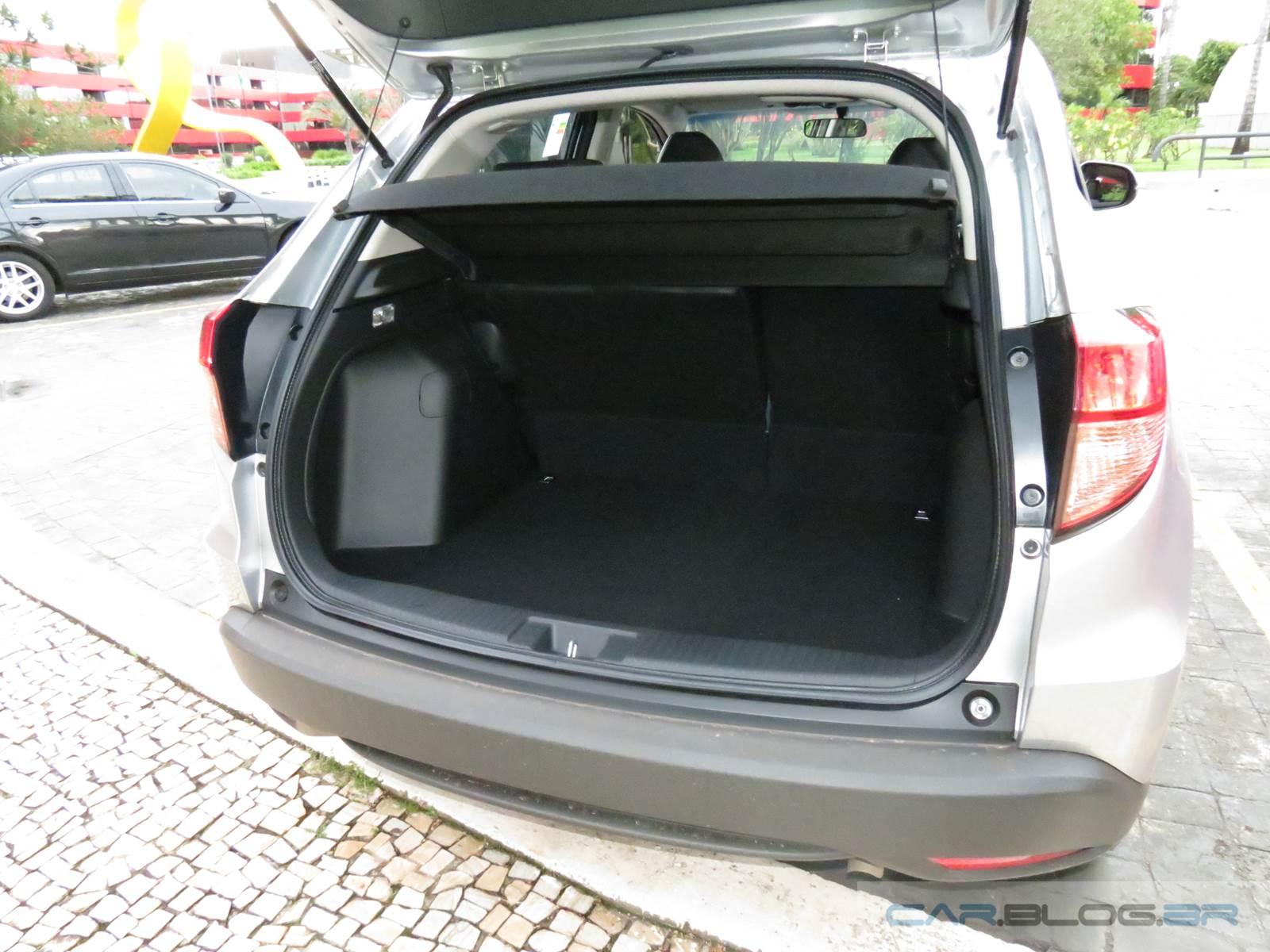 Honda HR-V EXL Automático - porta-malas