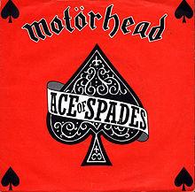 portada de Ace Of Spades