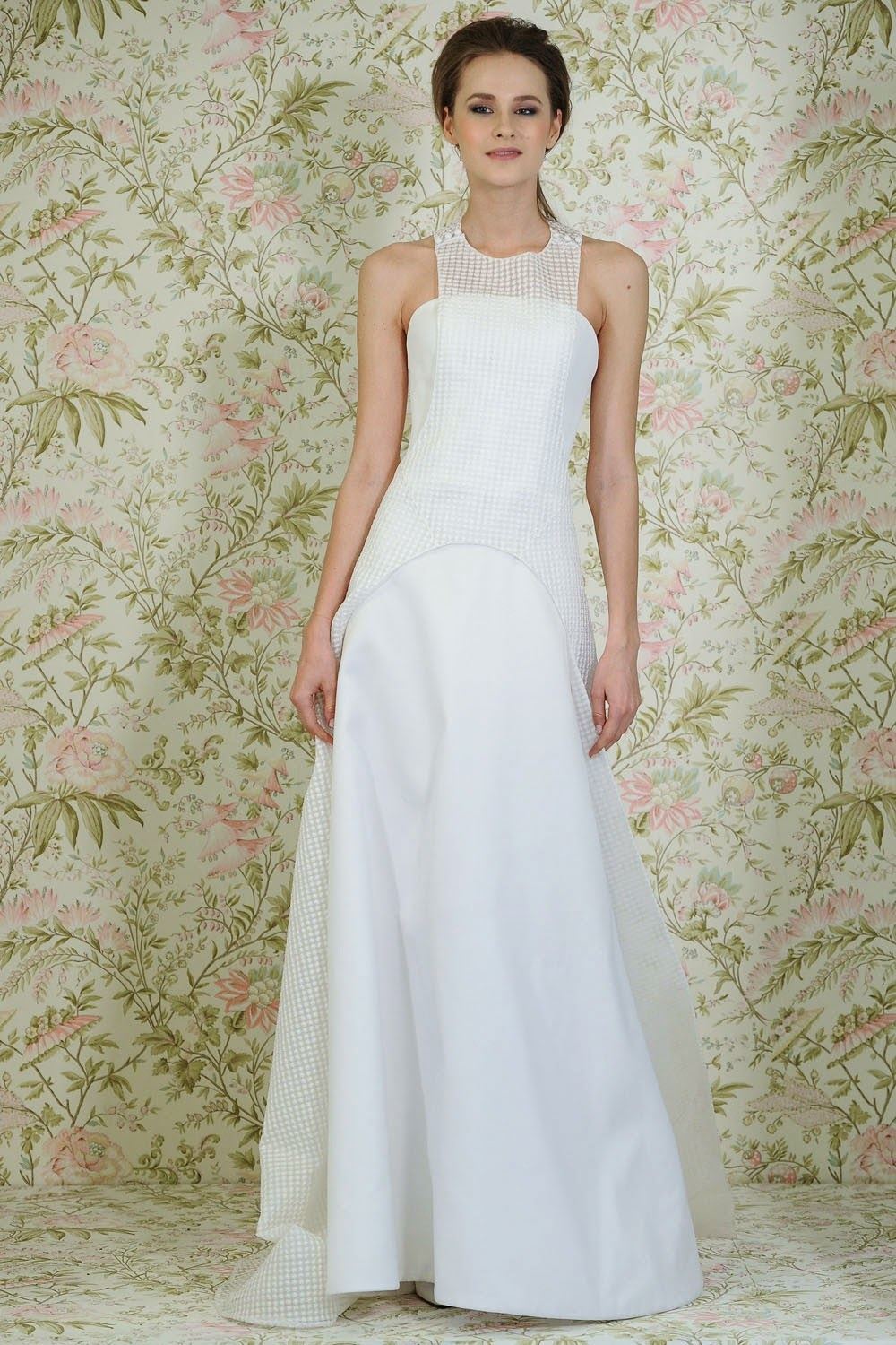 Angel sanchez spring 2015 wedding dresses world of bridal angel sanchez spring 2015 wedding dresses ombrellifo Image collections