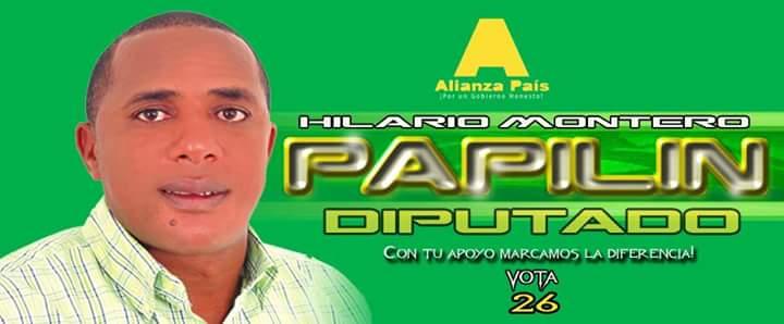 PAPILIN DIPUTADO