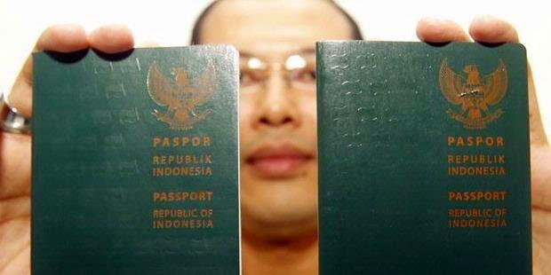 Surat Pernyataan Tidak Memiliki Paspor Asing