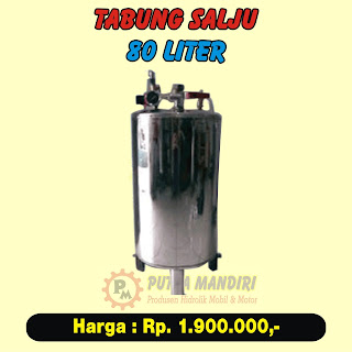 TABUNG SALJU 80 LITER