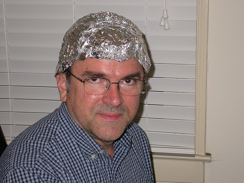 Web Security Compromise Tinfoil+hat
