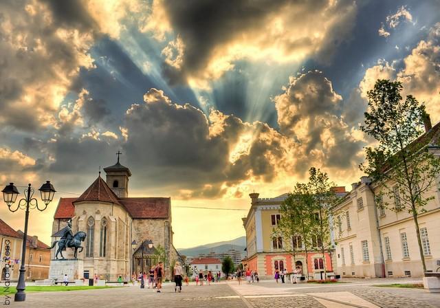 Alba Iulia, Romania.