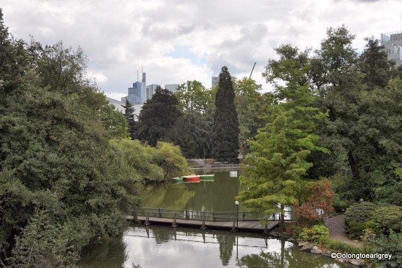 Palmengarten Garden, Frankfurt Germany