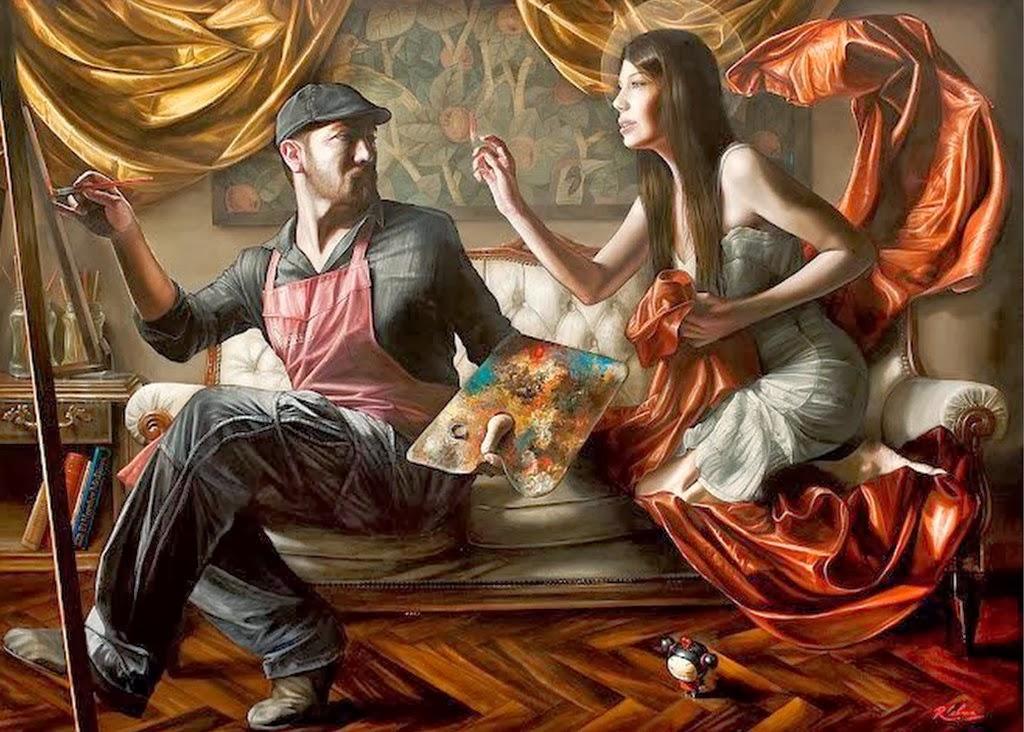 oleos-retratos-artisticos-fememeninos-surrealistas