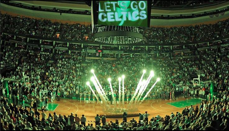 Let Me Hear It The 2013 14 Celtics Entrance Music