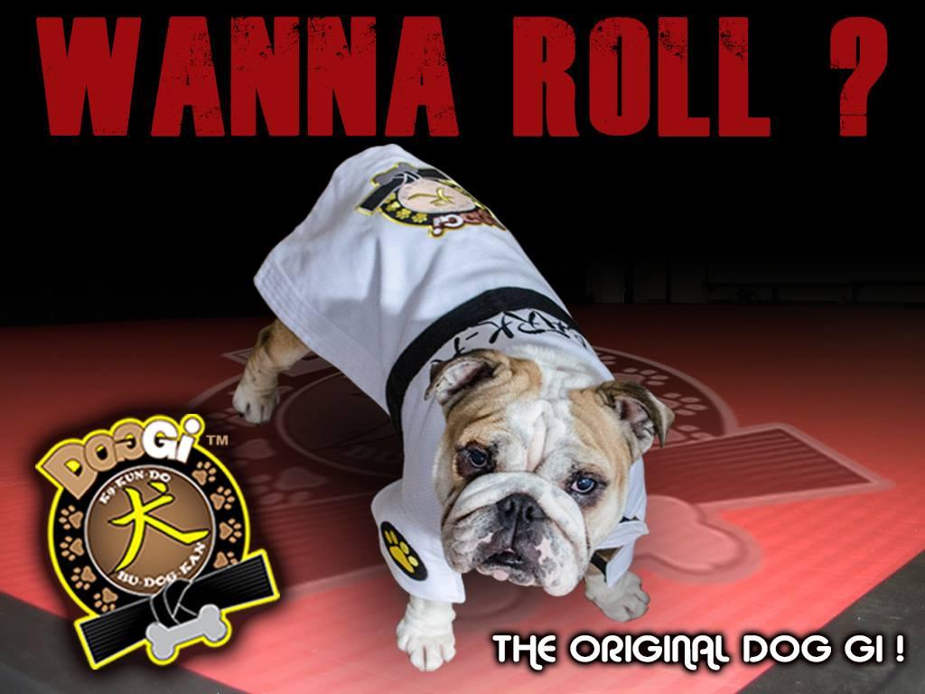 Bulldog jiu jitsu