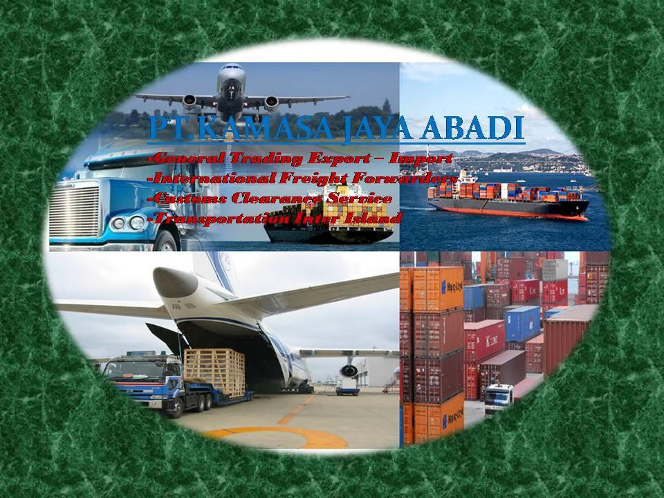 Layanan jasa import barang