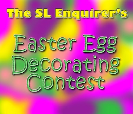SLEs Easter Egg Decorating Contest