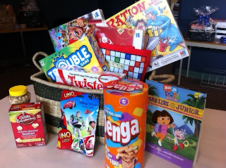 Um Dearborn Early Childhood Education Center News Basket Raffle