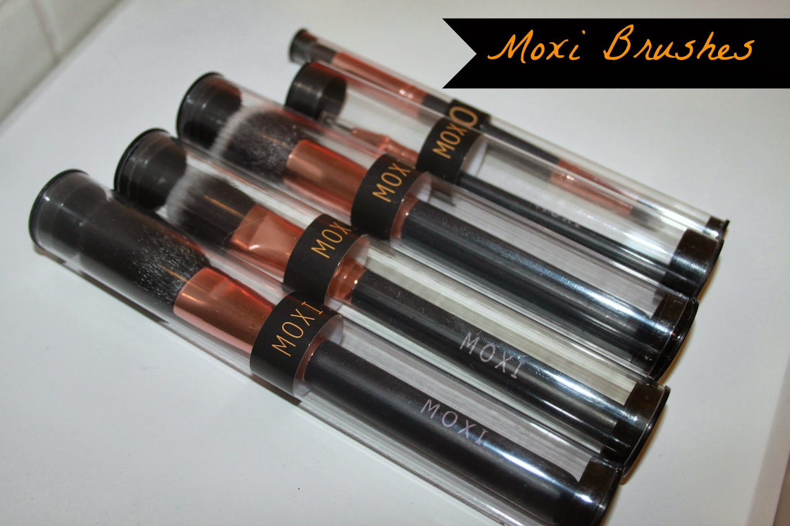 Moxi Makeup Brushes