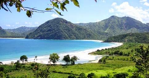 3 Pantai Perawan di Lombok