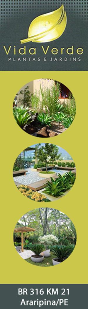 """Verde Vida Plantas e Jardins """"CLICK E CONFIRA"""""""
