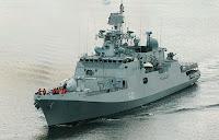 Talwar Class Frigate