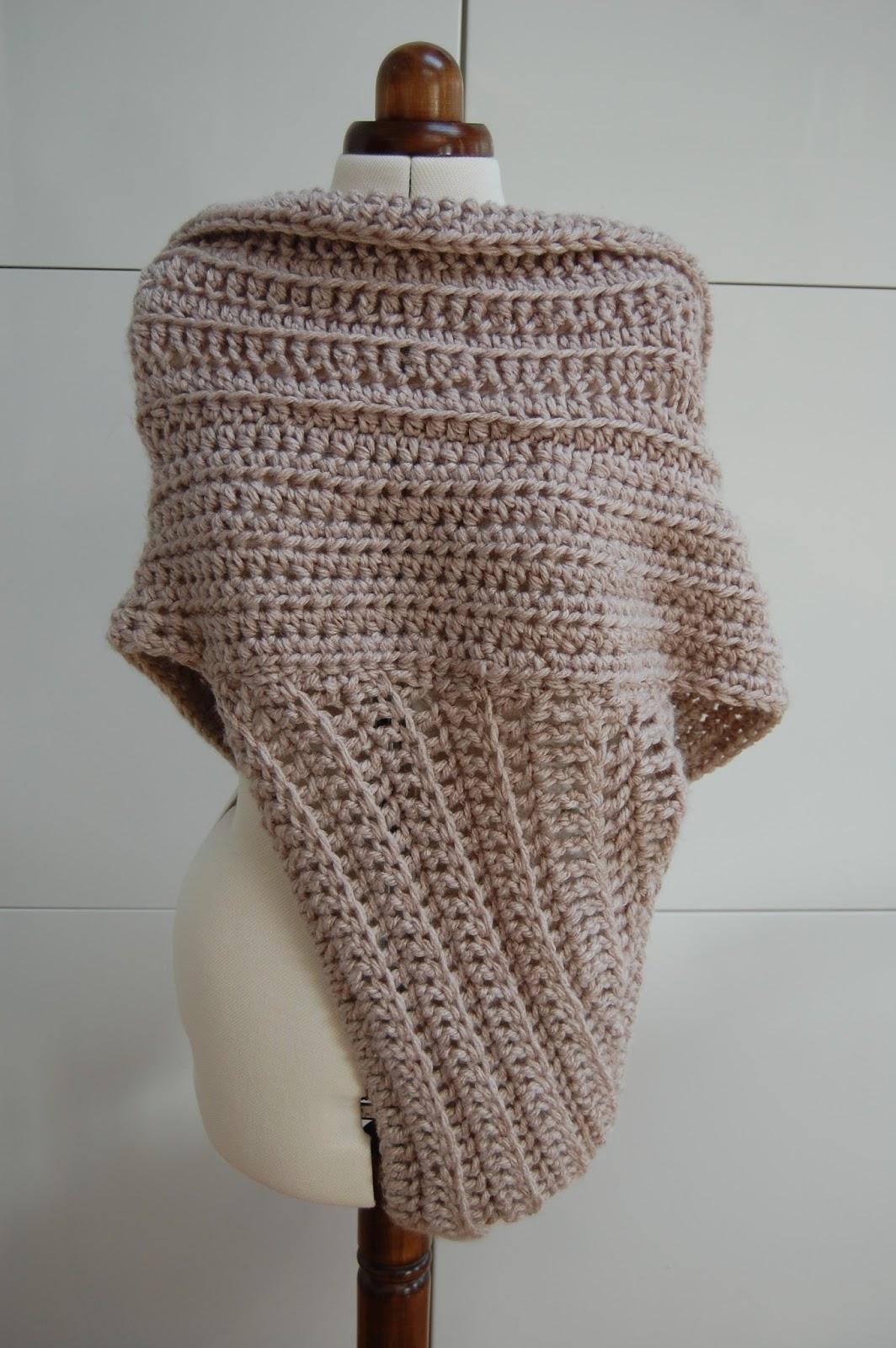 Free Crochet Pattern For Katniss Cowl Pakbit For