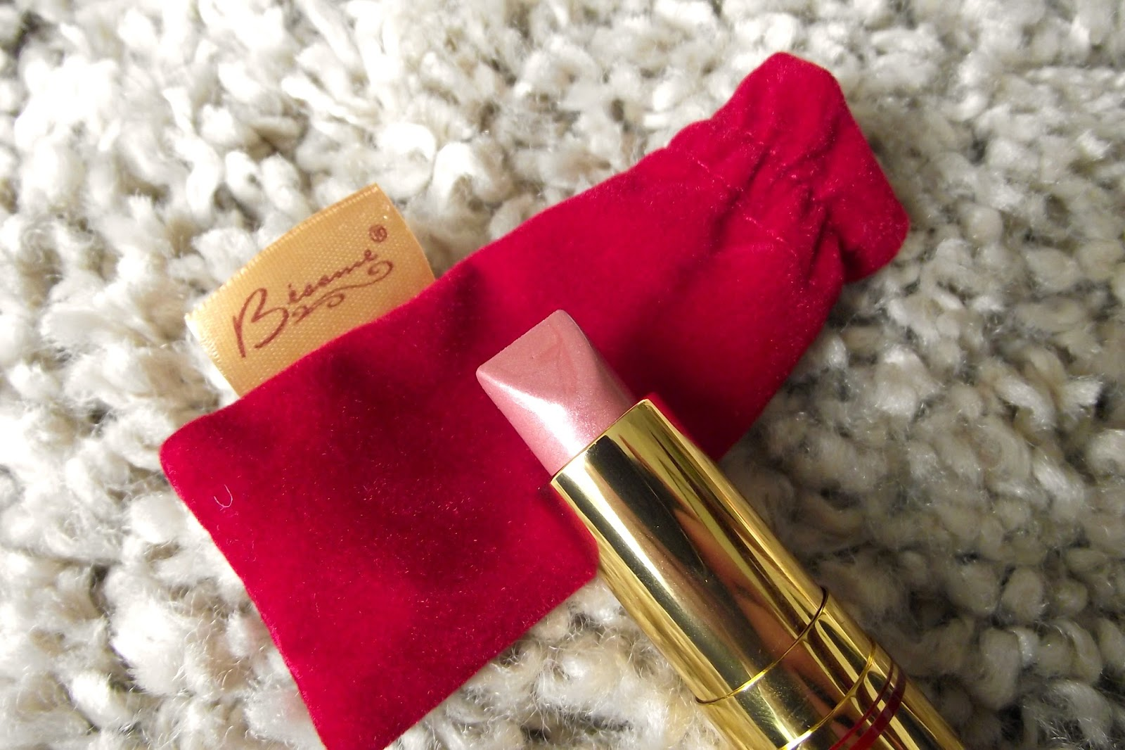 Besame Champagne Lipstick