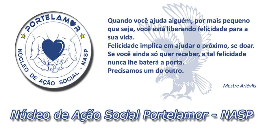 AÇÃO SOCIAL PORTELAMOR