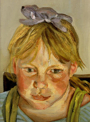 portrait lucian freud